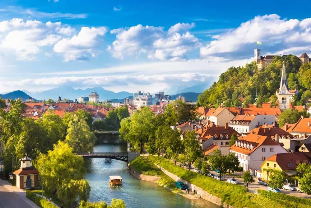 Inexpensive cities in Europe - Ljubljana