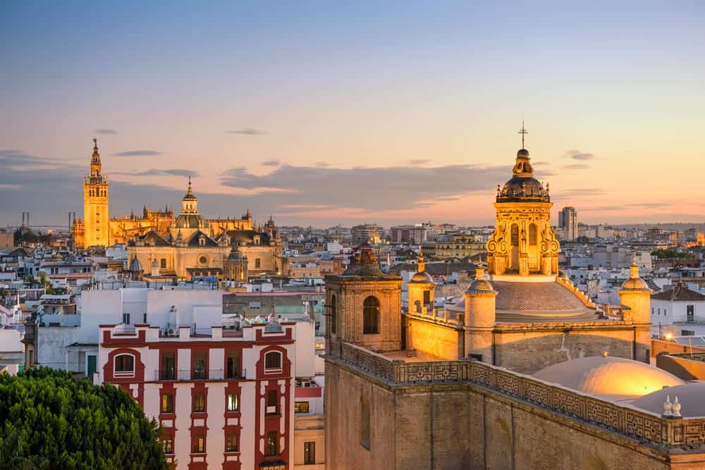Cheap Cities Europe | Seville