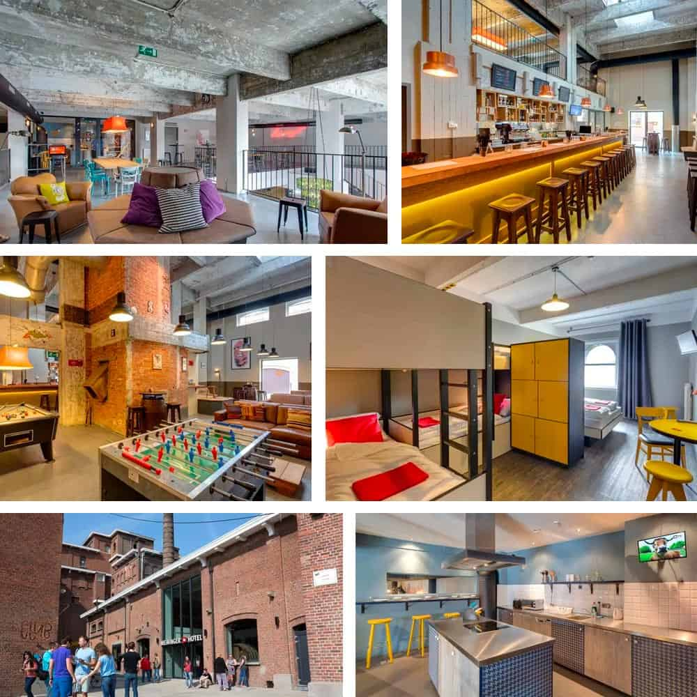 Best Hostels Brussels | Meininger Brussel City Center