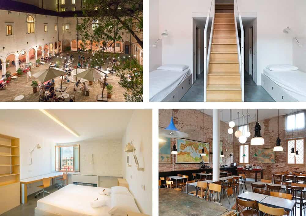 Best Hostels Venice, Italy | We_Crociferi