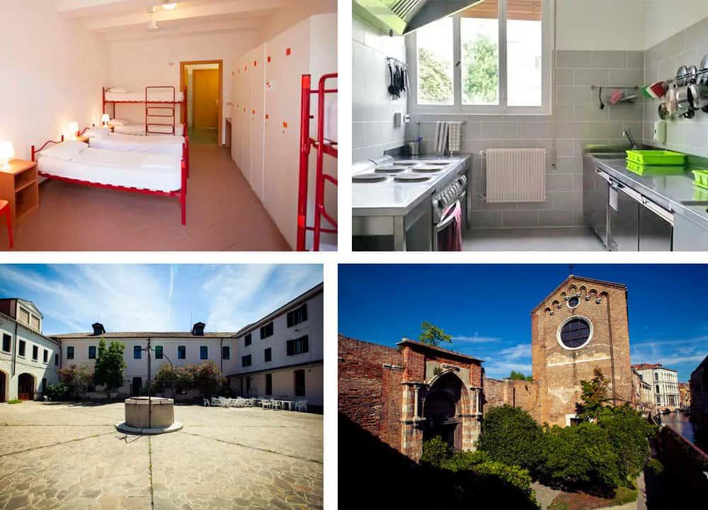Best Venice Hostels | ostello s. fosca