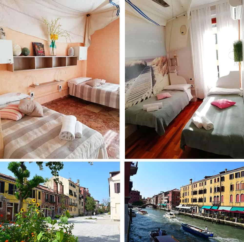 Best Venice Hostels | Dimora Il Veliero Romantico