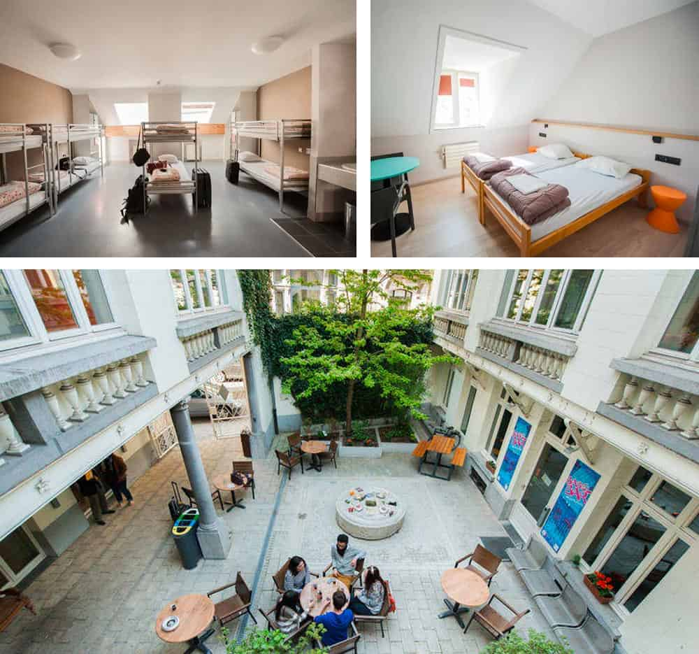 Jacques Brel | Best Brussels Hostels