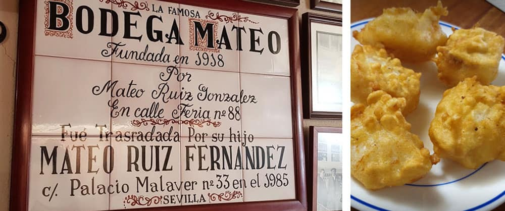 Bodega Mateo Ruiz | Seville Travel Guide