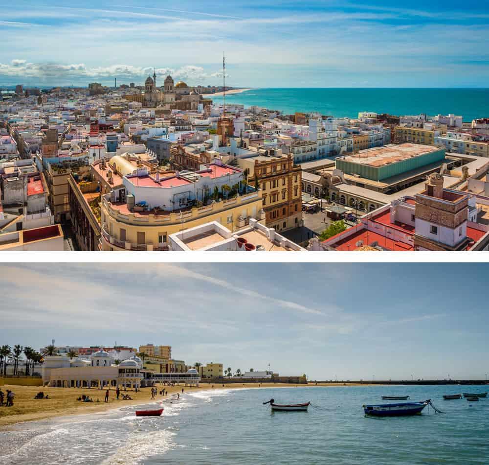 Cadiz | Seville Day Trips