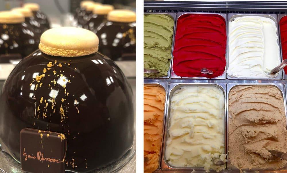 Milan Desserts