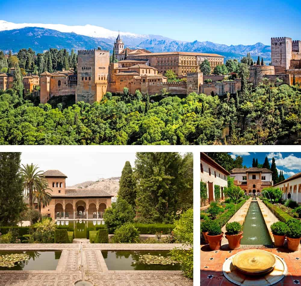 Granada | Seville Day Trips