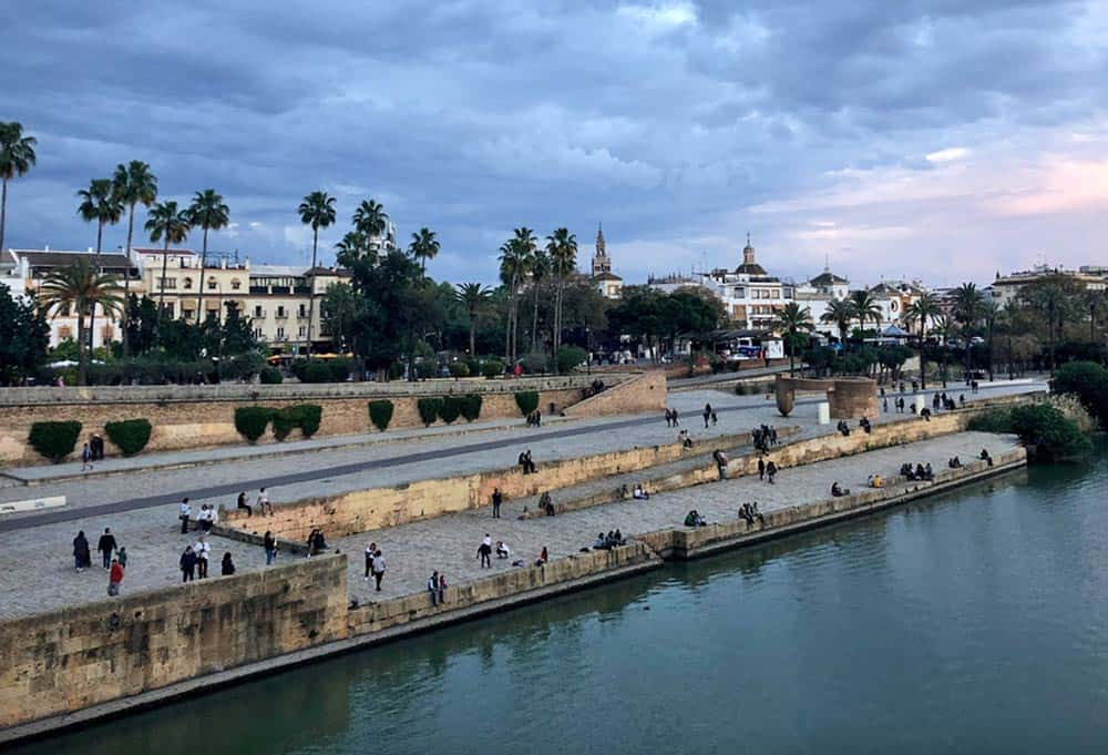Banks of the Guadalquivir River | Seville Travel Guide