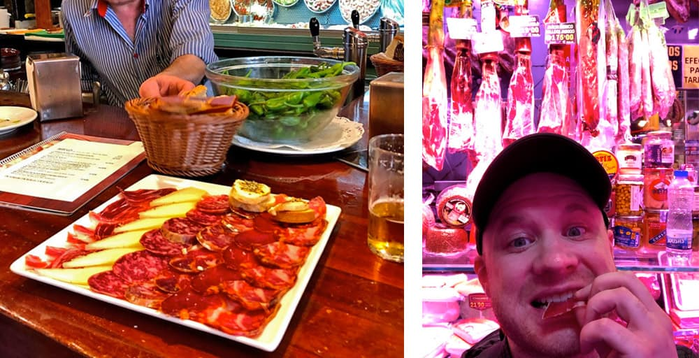 Jamon | Seville Travel Guide