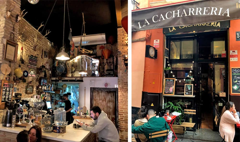 La Cacharreria | Seville travel guide