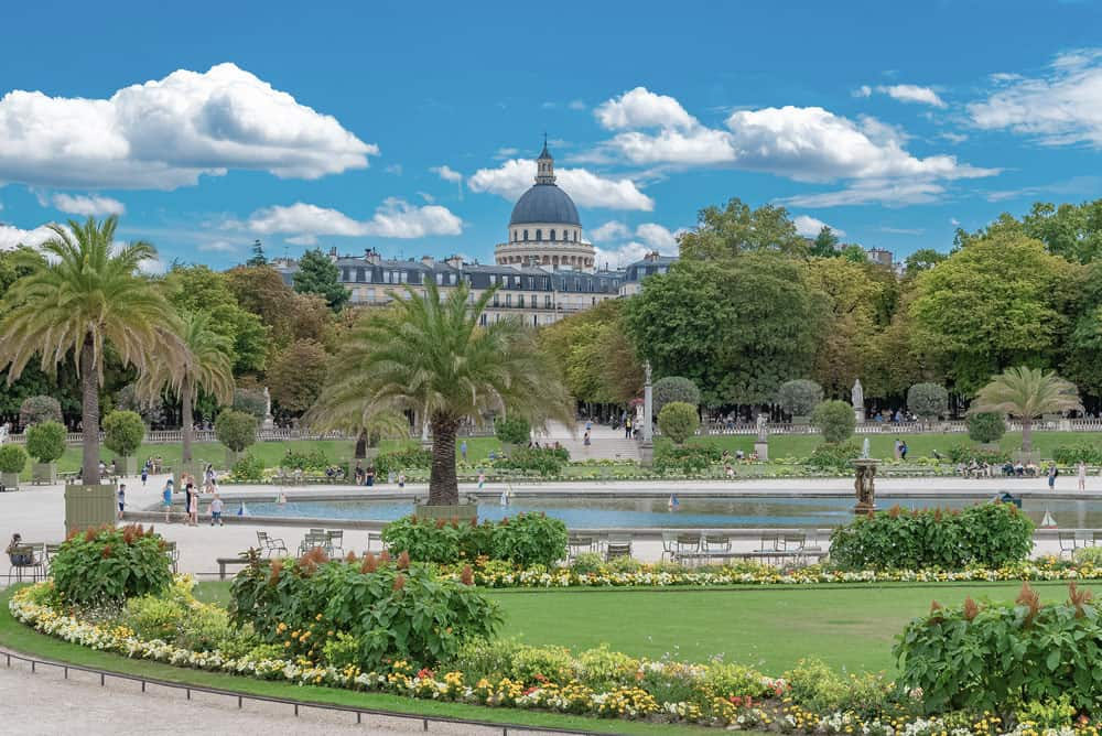 Luxembourg Garden | Things to do in Paris