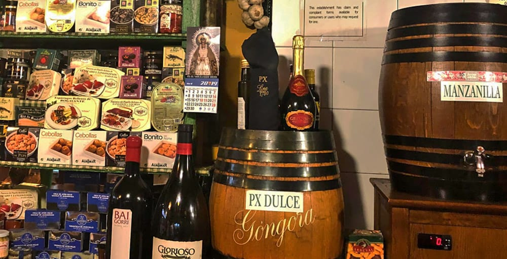 manzanilla wine | Seville Travel