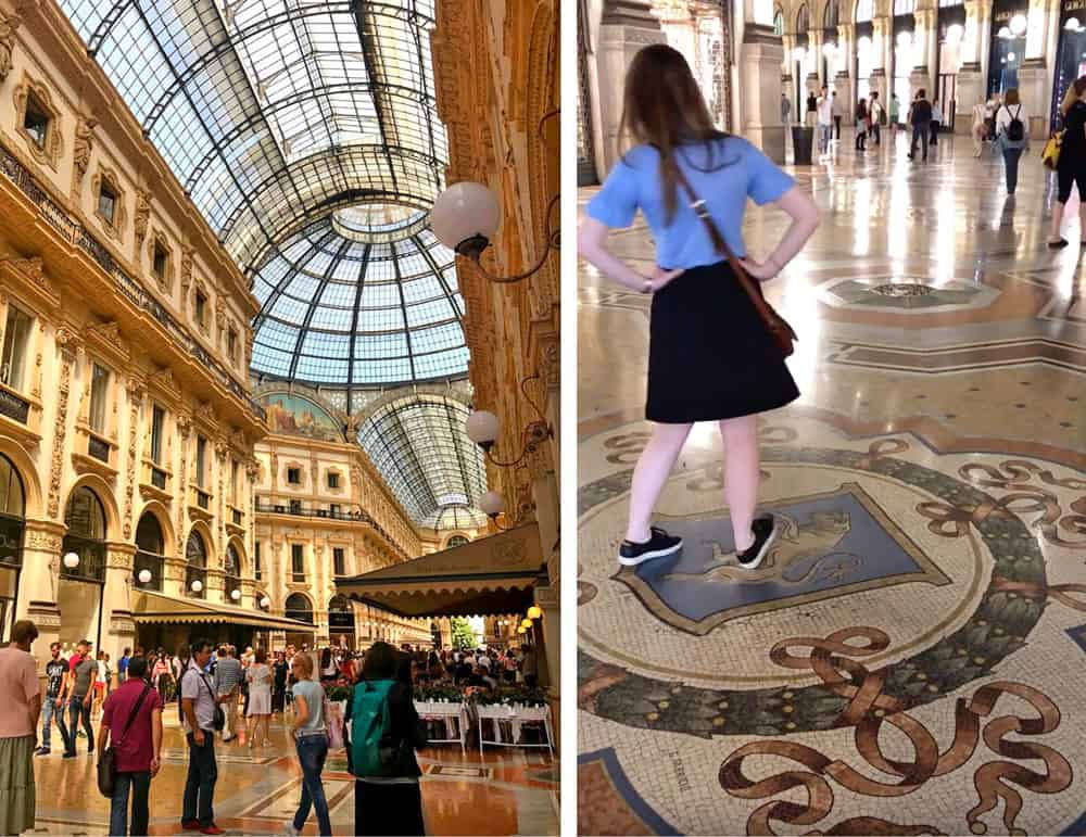 Galleria Vittorio Emanuele | MIlan Travel Guide