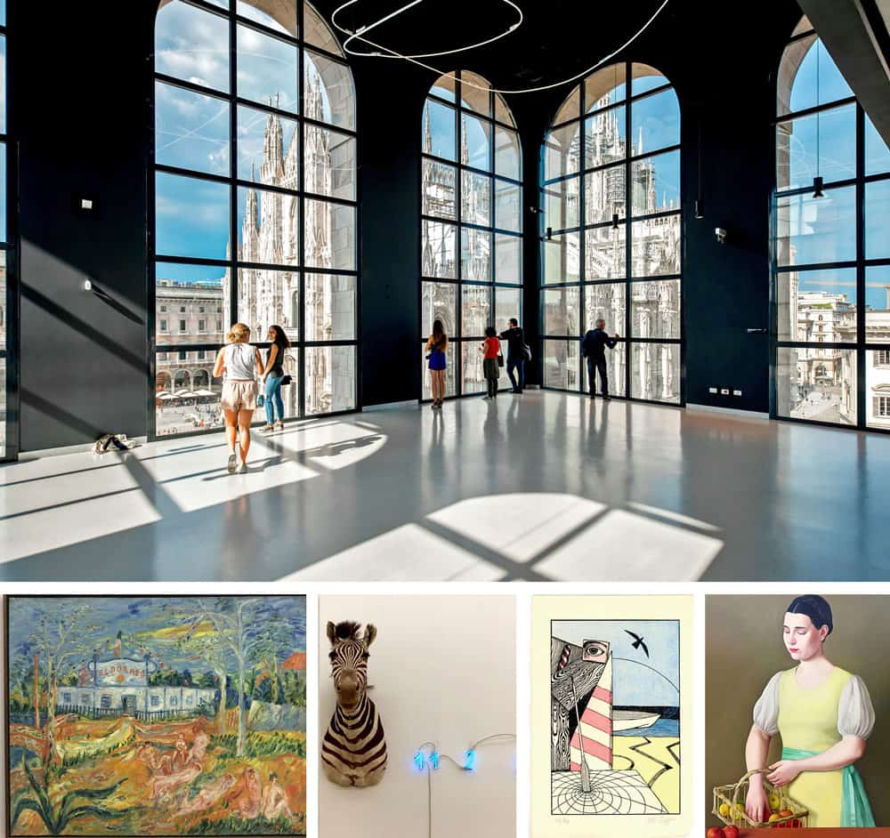 Museo del Novecento | Milan Travel Guide