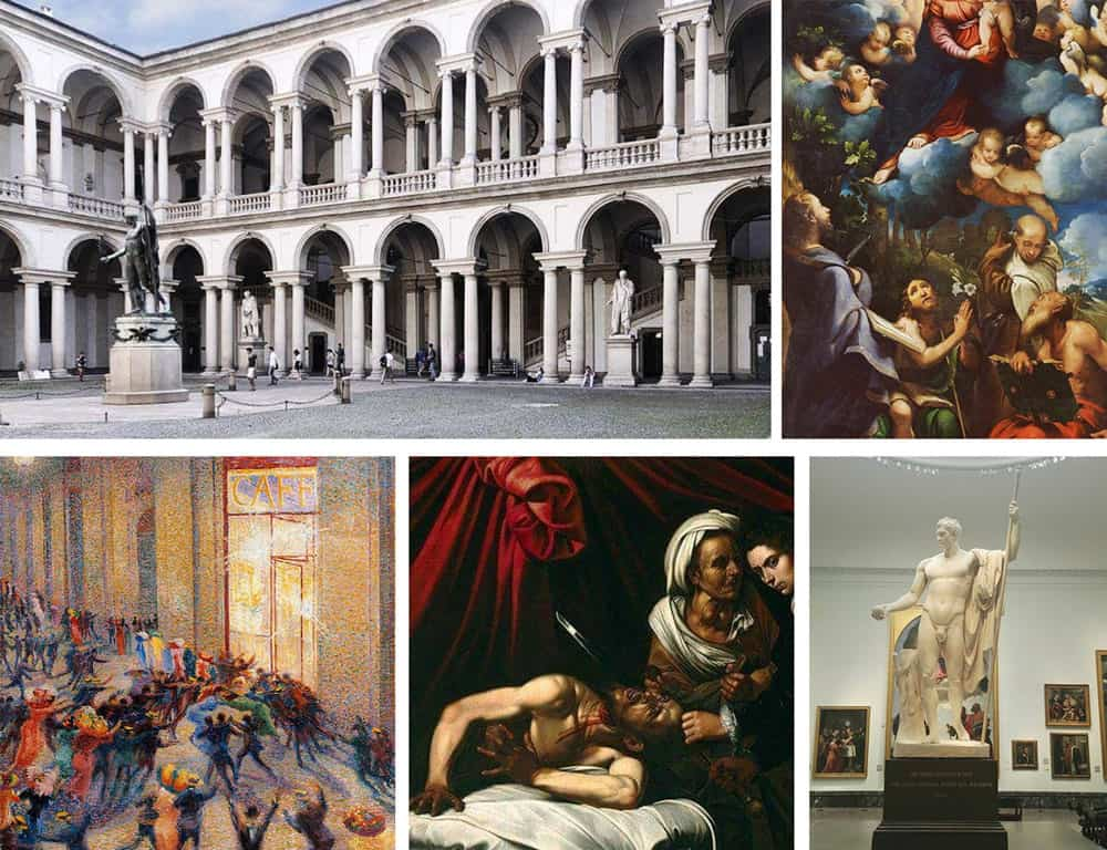 Pinacoteca di Brera | Milan Travel Guide