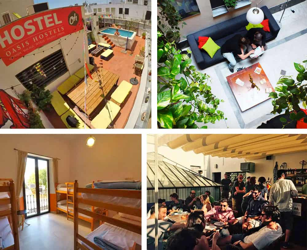 Oasis Backpackers' Hostel Sevilla
