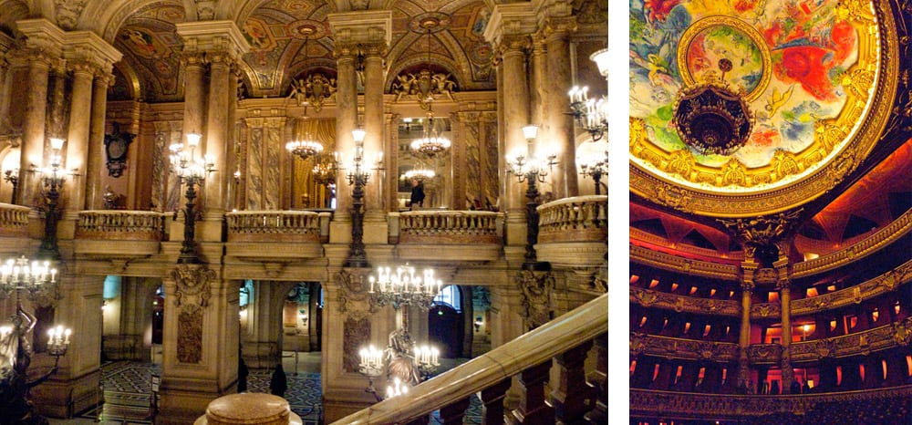 Tour the Opera in Paris