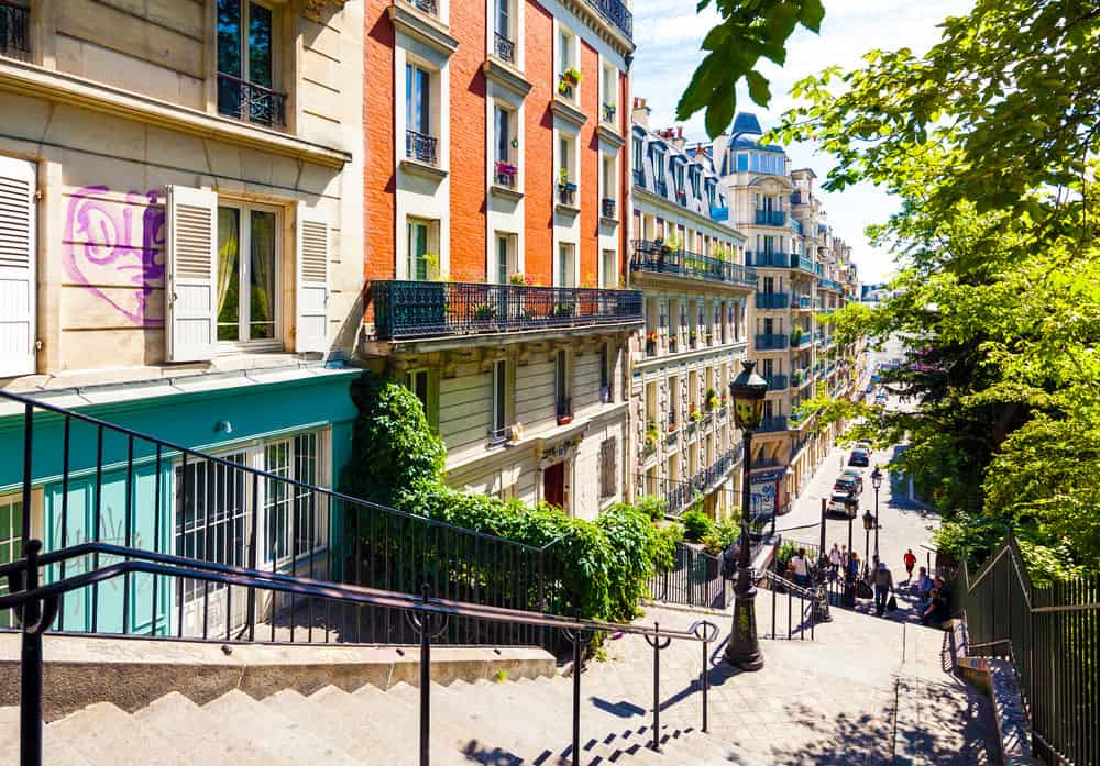 Explore The streets of Paris
