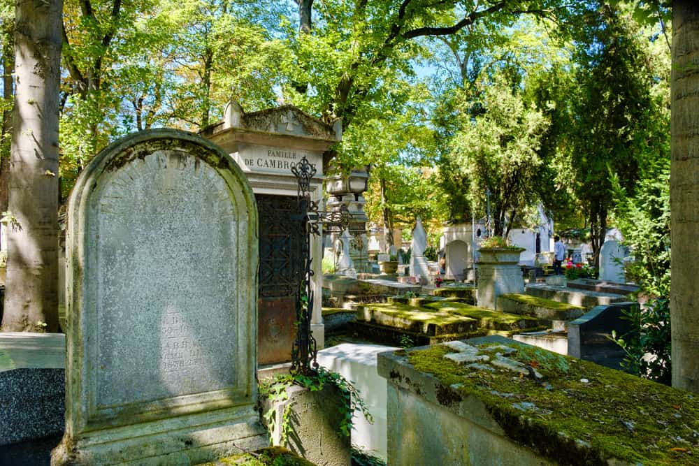 Père Lachaise | Things to do in Paris