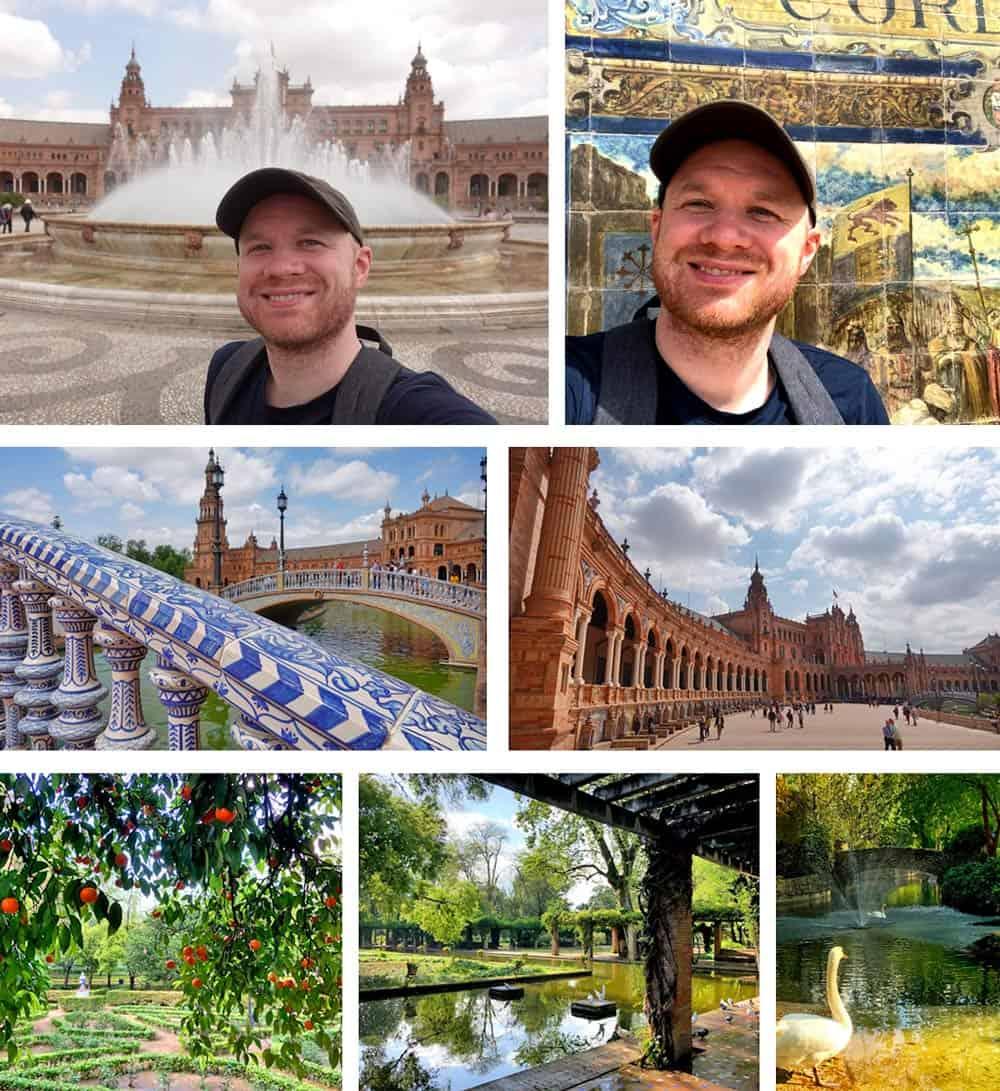 Plaza de España & Maria Luisa Park | Seville Travel Guide