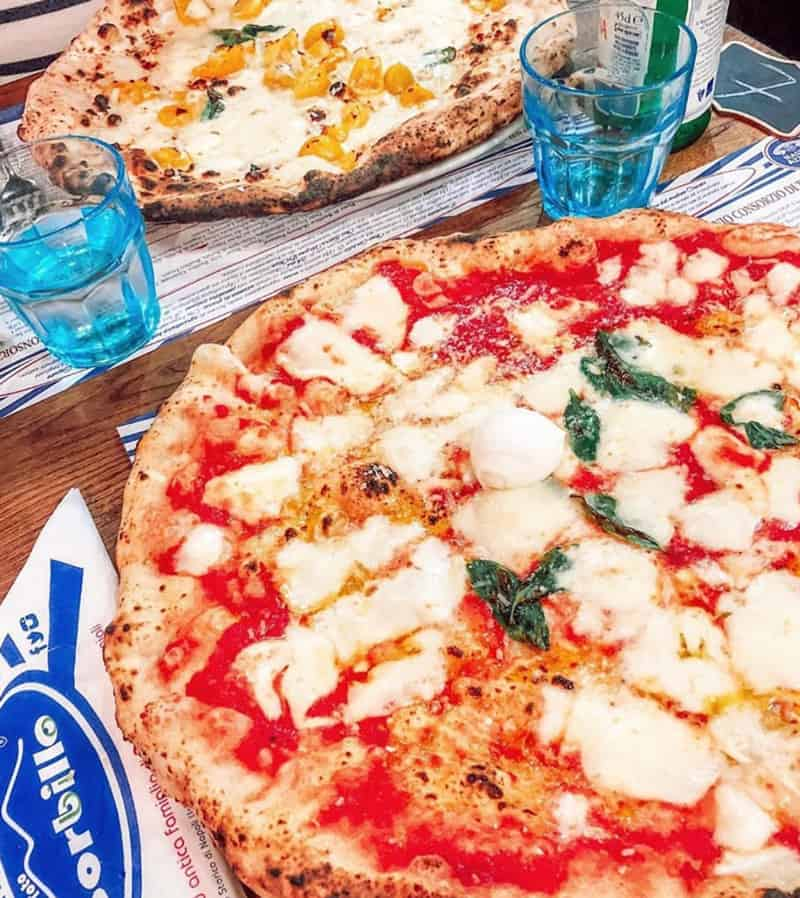 Sorbillo Pizzeria | Milan Travel