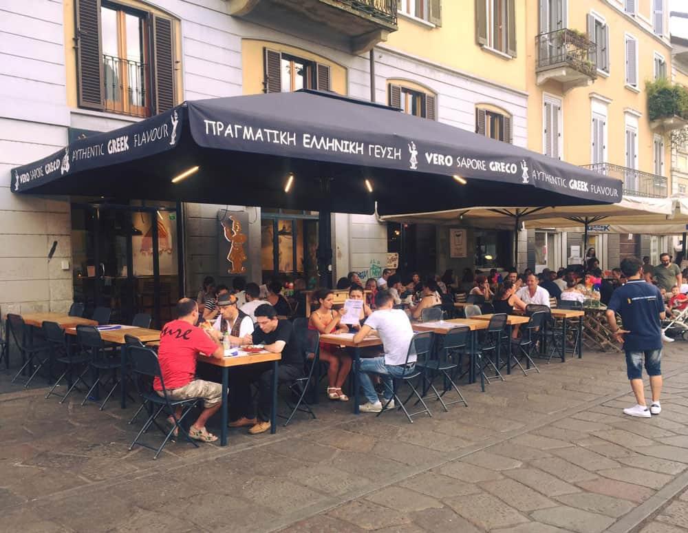 Vero Sapore Greco | Milan Travel Guide