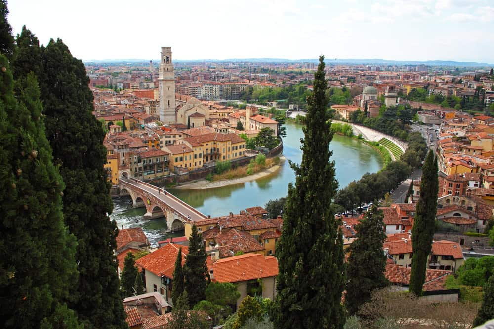 Verona Milan Travel Guide