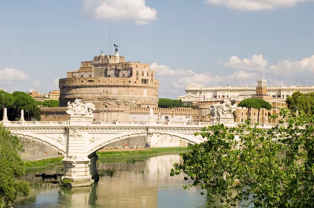 Castle Saint Angelo | Things To Do In Rome
