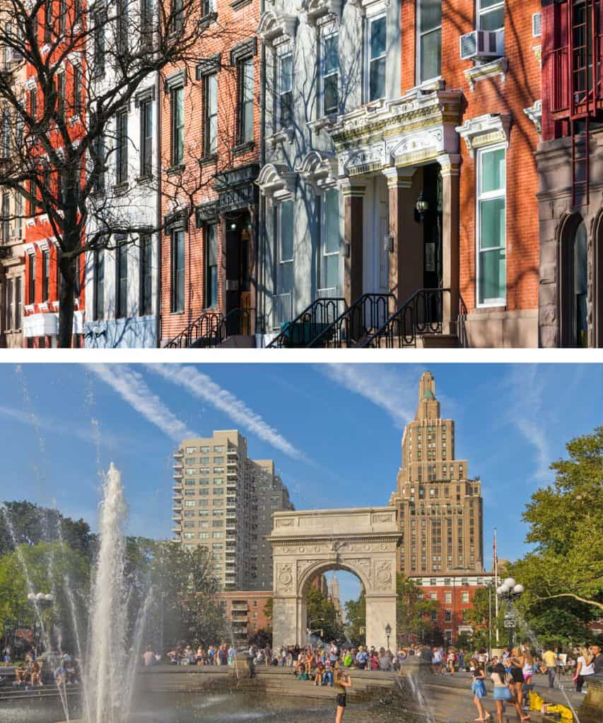 Greenwich Village | Best Things To Do In NYC