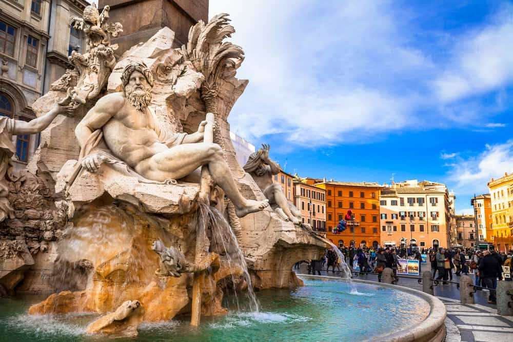 PIAZZA NAVONA | Rome Travel Guide