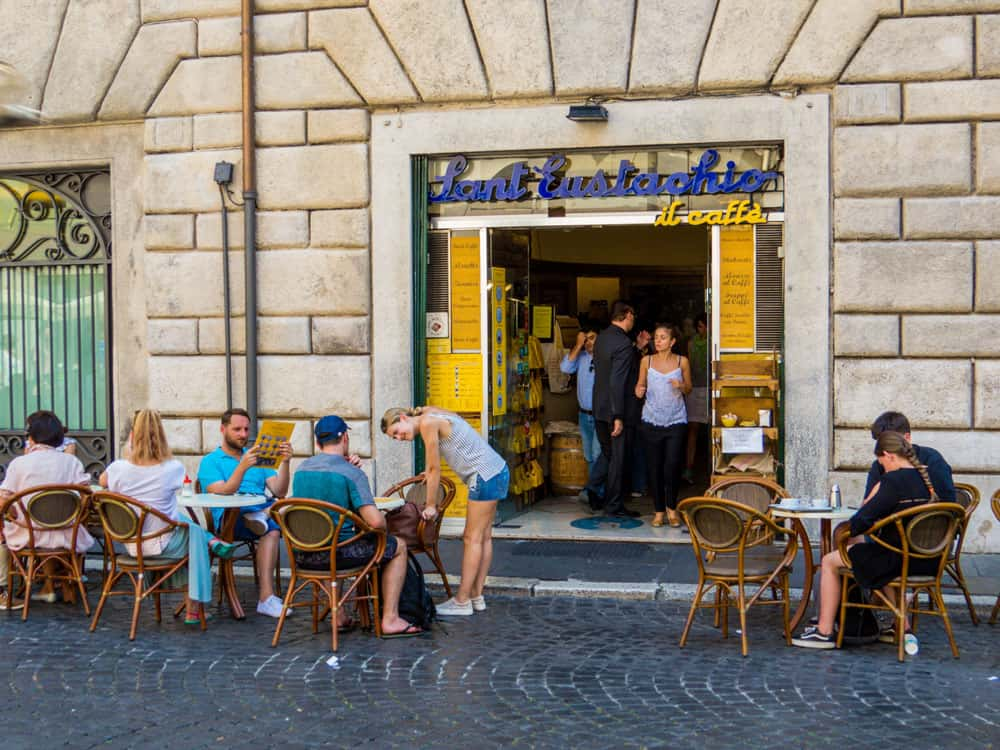 Sant' Eustachio Il Caffè | Things To Do In Rome