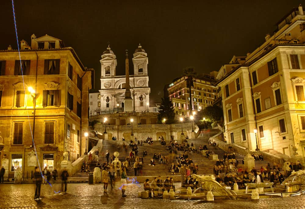 PIAZZA DI SPAGNA AND SPANISH STEPS | Rome Travel Guide