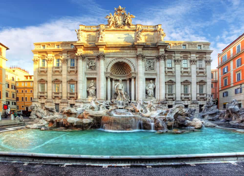 THE TREVI FOUNTAIN (FONTANA DI TREVI) | Rome Travel Guide