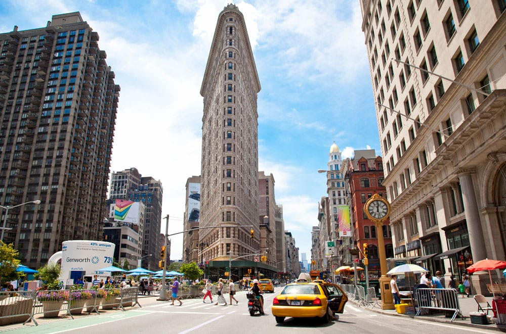 Flatiron Building and Madison Square Park | New York City Travel Guide