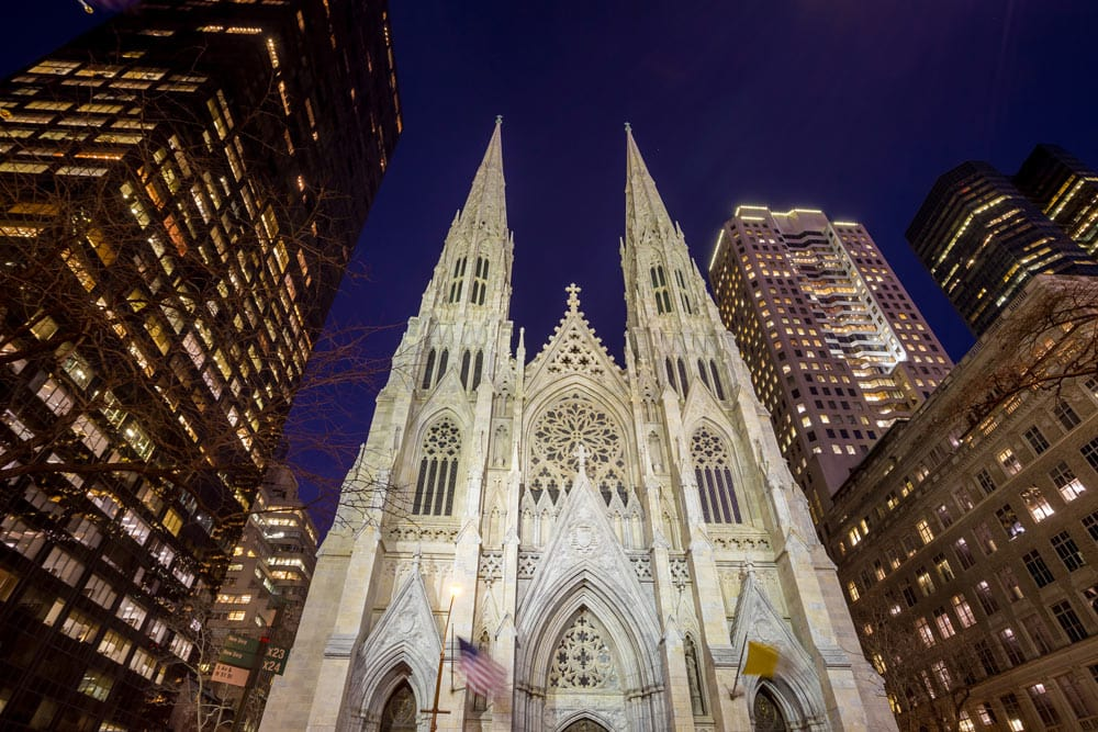 St. Patrick's Cathedral | New York City Travel Guide