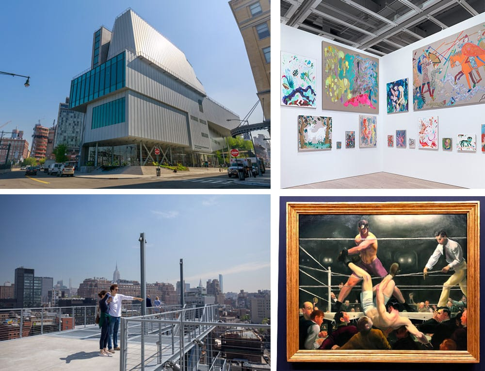 Whitney Museum | Things To Do In NYC