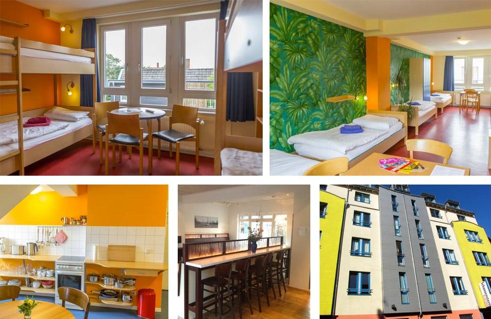 Best Hostels in Hamburg | Schanzenstern Altona Gmbh Hostel