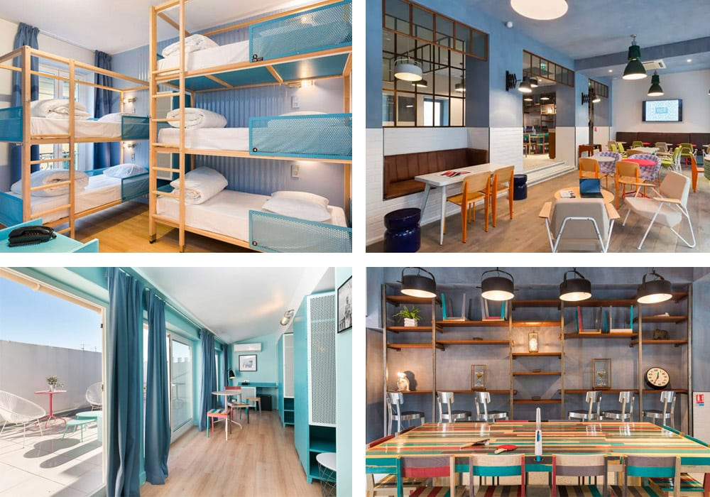 Best Hostels in Nice   Hostel OZZ By Happyculture