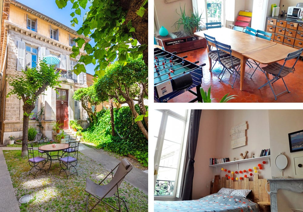 Best Hostels in Nice | La Maïoun Guesthouse