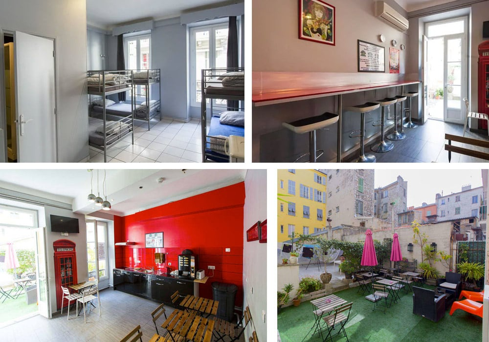 Best Hostels in Nice | Hostel Pastoral