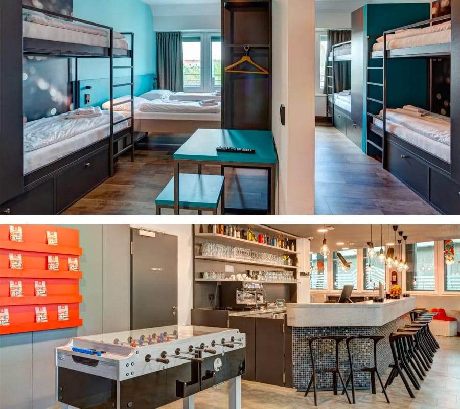 Best Munich Hostels | MEININGER Munich Olympiapark Hostel