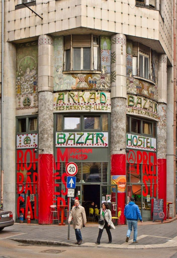 Budapest Hostels