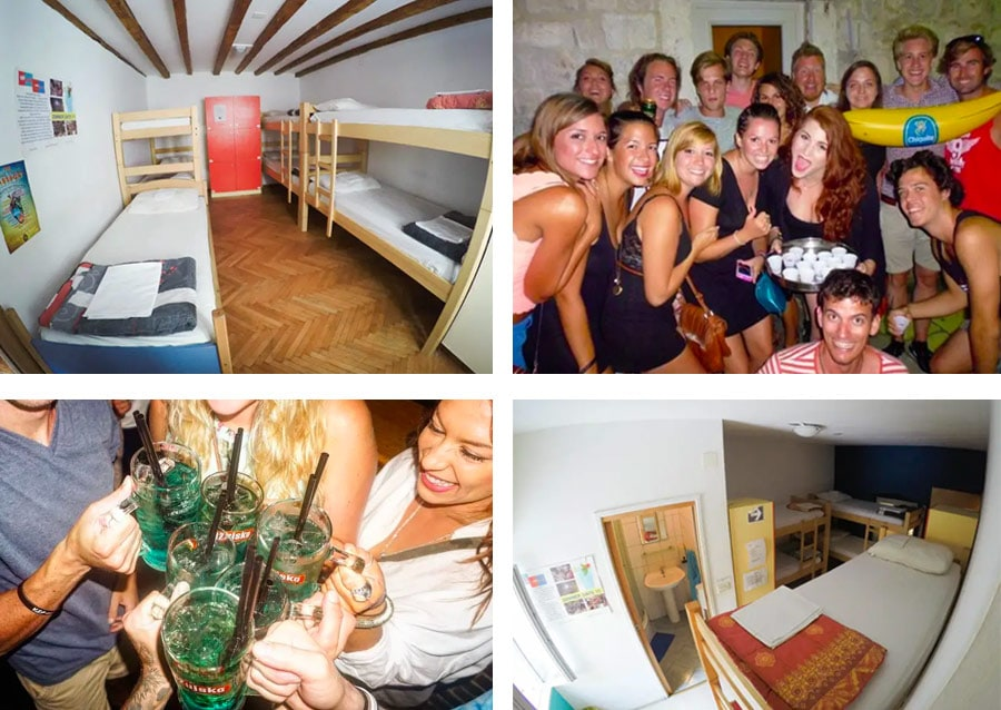 Best Hostels in Split | booze & snooze hostel