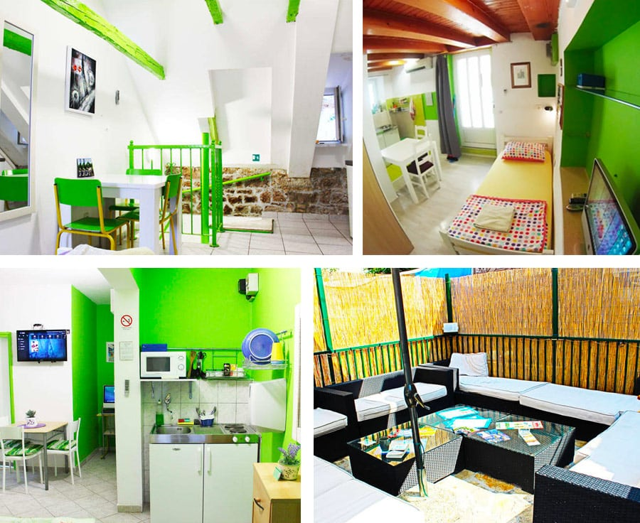 Best Hostels Split, Croatia | CroParadise Green Hostel