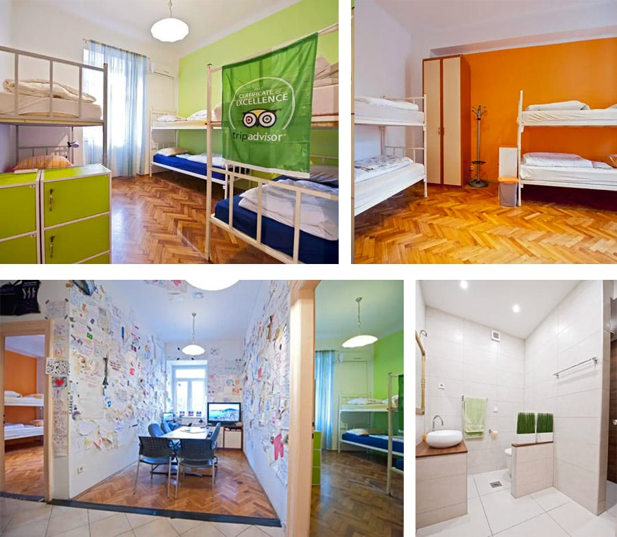 Best Hostel Split, Croatia | Split Guesthouse Hostel