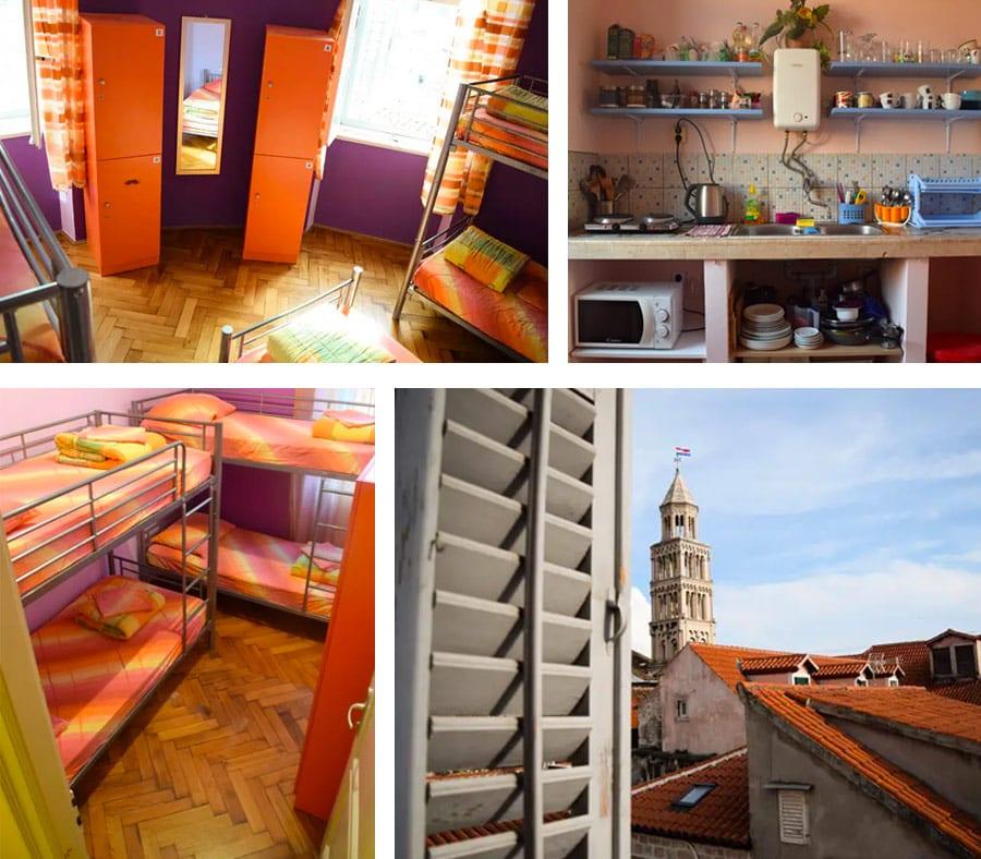 Hostels in Split, Croatia   Old Town Hostel