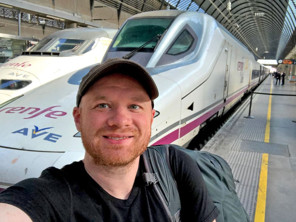 Travel Europe On A Budget - Train Tickets
