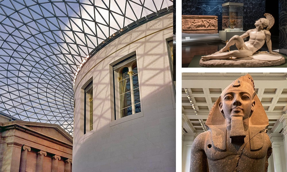 This image has an empty alt attribute; its file name is london-travel-british-museum.jpg