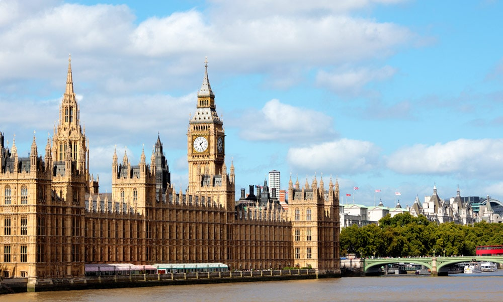 This image has an empty alt attribute; its file name is london-travel-guide-big-ben-houses-of-parliament.jpg