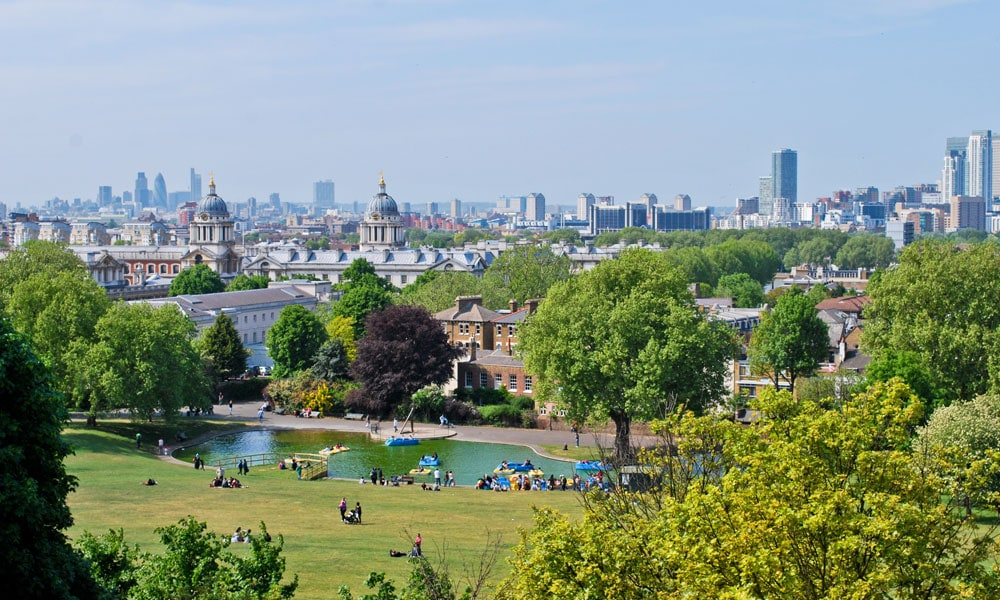 This image has an empty alt attribute; its file name is london-travel-guide-greenwich-park.jpg